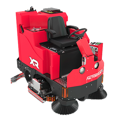 卡特XR驾驶式扫地车