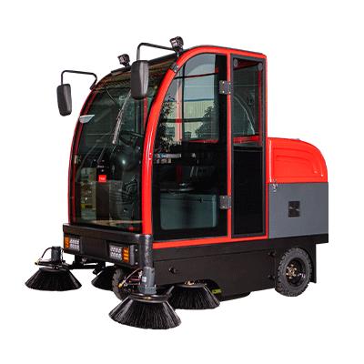 驾驶式扫地机WS210