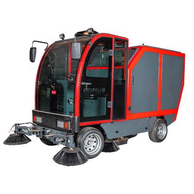 环卫四轮清扫车WS245HW上海德沁机械有限公司