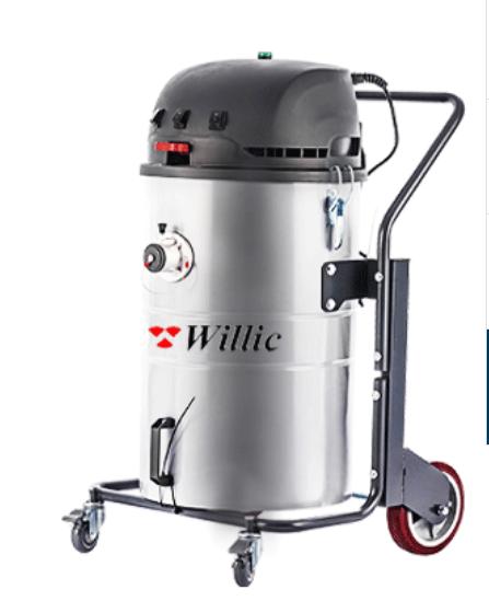 工业吸尘器、电瓶式吸尘器-德沁机械国际顶尖设备供应商